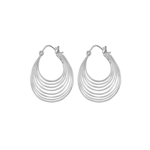 E-570 | Silhouette Earrings