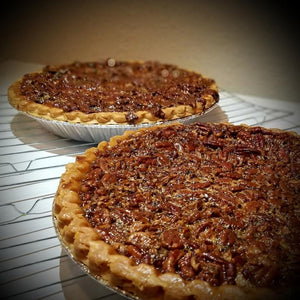 Bourbon Molasses Pecan