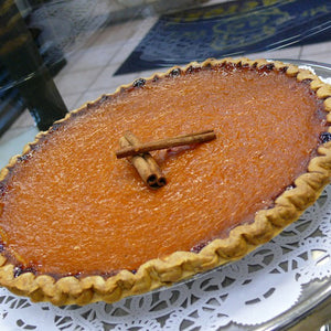 Classic Sweet Potato Pie