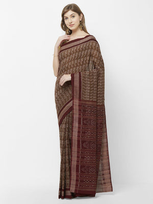 Sambalpuri double ikat saree