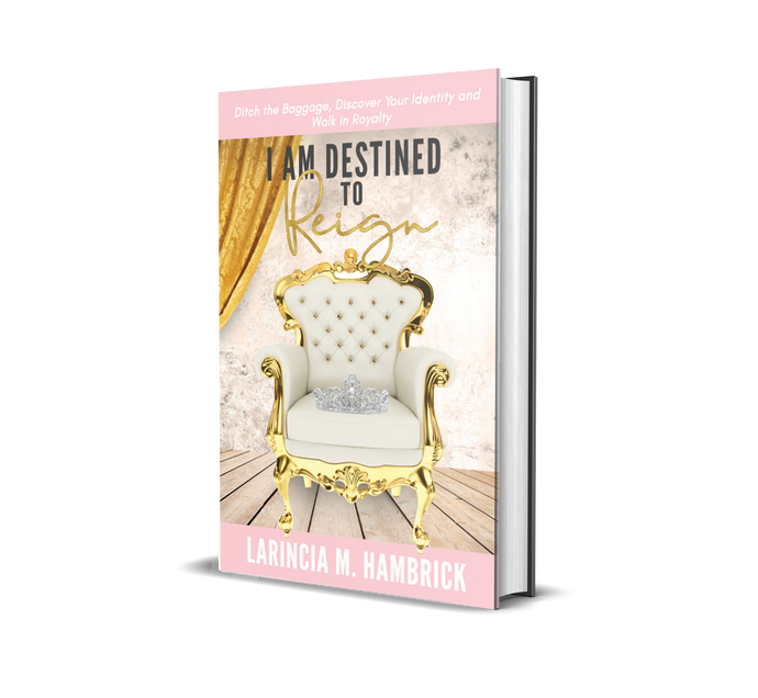 I am Destined to Reign Book