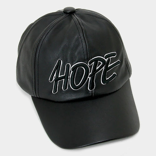 Hope Basketball Cap