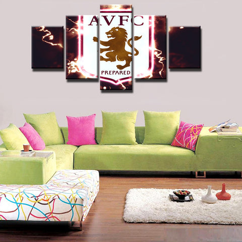 5 Panles Cuadros Decoration Modern Home Wall Decor Canvas