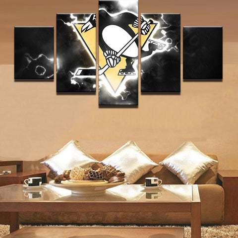 5 Pieces Sport Modular Pictures Canvas Painting Living Room Wall Poster Frames In Modular Print Cuadros Decoration Pictures