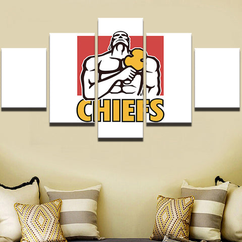 Modern Canvas Painting On The Wall Art Modular Picture For Living Room Chiefs