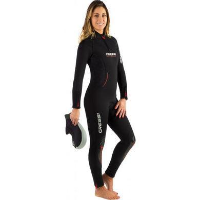 Lontra Plus Wetsuit Womens 7mm