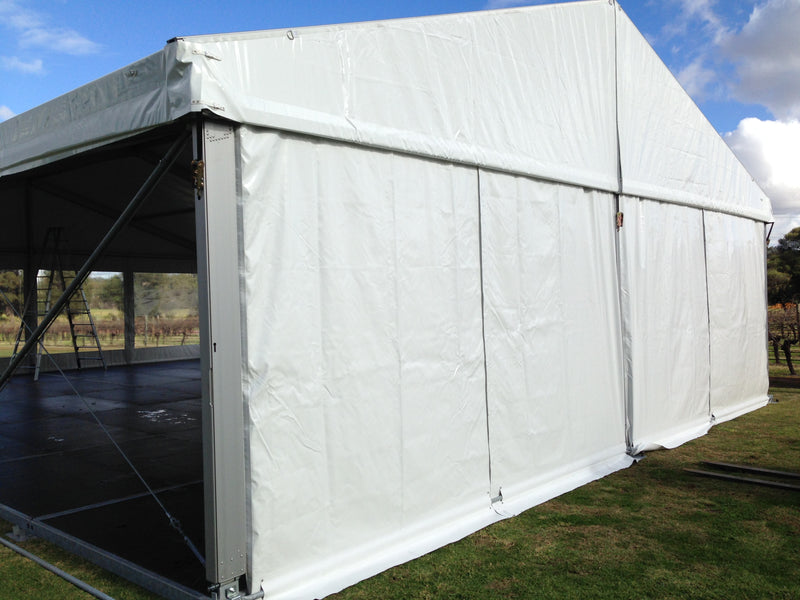 Block Out Marquee Walls