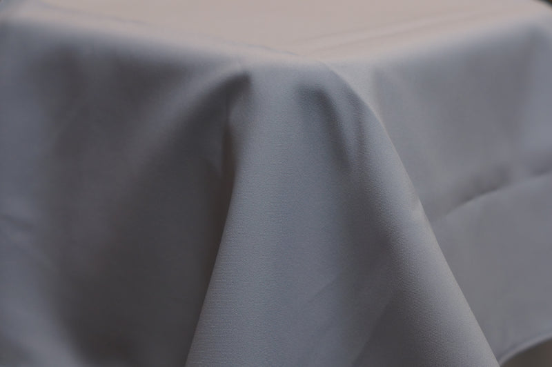 3.9m x 2.6m  Light Grey BANQUET Cloth