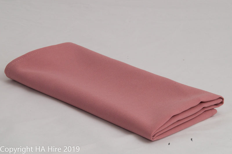 Dusty Pink Napkin