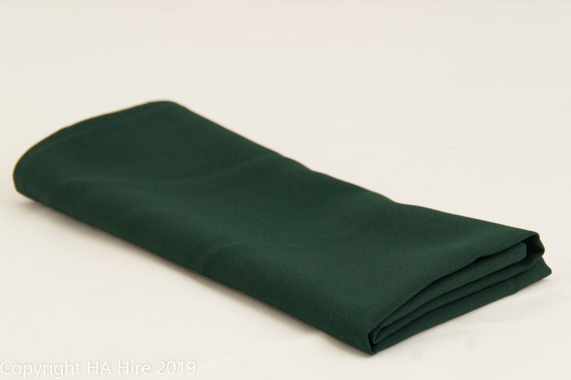 Bottle Green Napkin