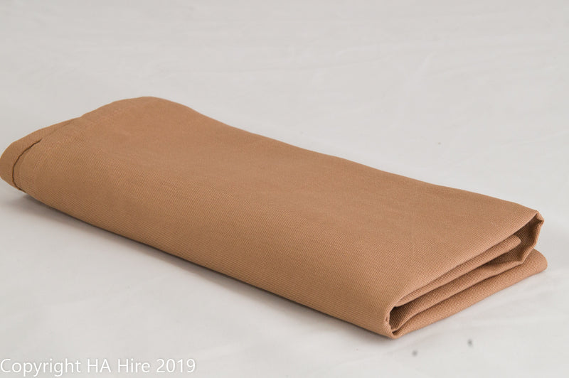 Light Brown Napkin