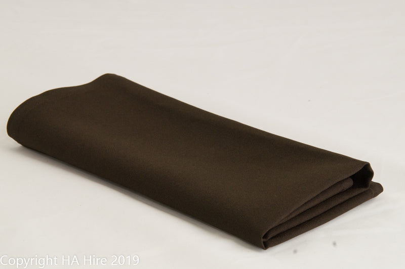 Chocolate Brown Napkin