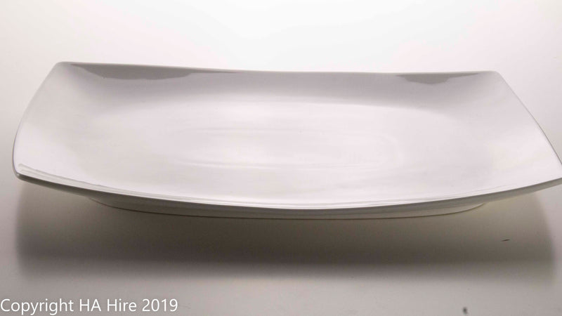 Oval SERVING/PRESENTATION PLATTER - 40CM X 29CM