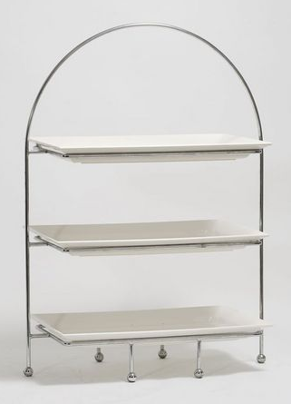 Display Stand - 3 Tier (Large Rectangular)