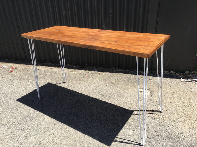 Cocktail Bench Table - Hair Pin Legs
