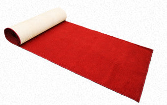 Red Carpet 9m x 1.2m
