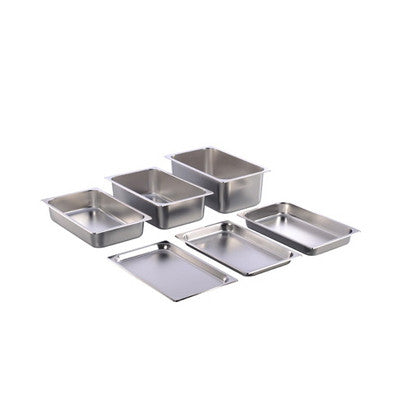 Full Size (100mm) Steam Pans