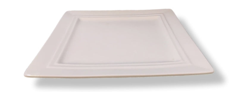 Square Entree Plate