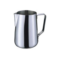 Milk Jug - 600ml - Stainless Steel
