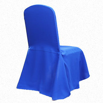 Royal Blue LF Freeflow/drop chair cover