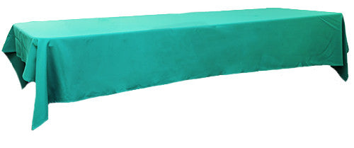 Christmas Green 3m x 1.45 Trestle cloth
