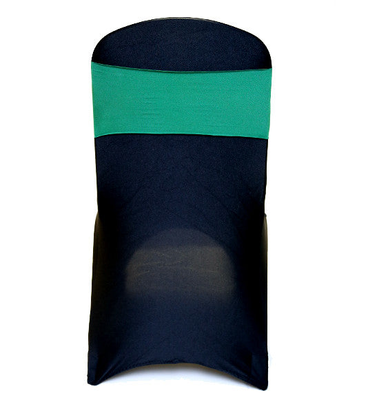 Christmas Green Lycra Chair Band