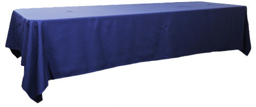 Navy  3m x 1.45 Trestle cloth