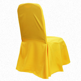Yellow LF Freeflow/drop chair cover