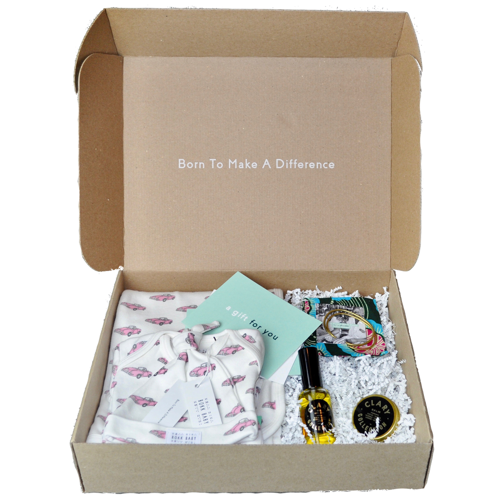 Mom+Baby Signature Gift Box