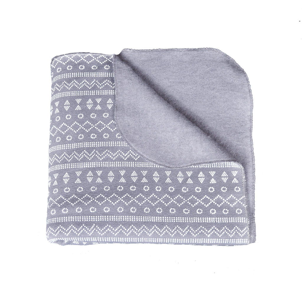 Hemp Fleece Baby Blanket