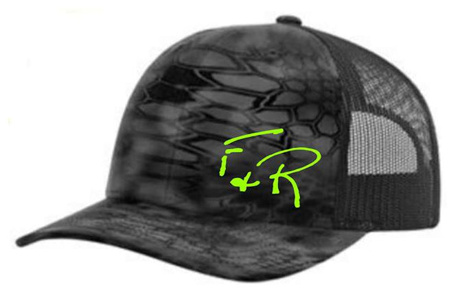 d1a2d61b12619 FRFC Pelagic Camo Performance Hat – Fillet and Release Fishing Co.