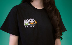 Cat Soup T-shirt