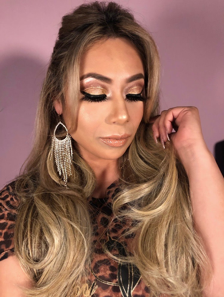 Glam on Hair extensions - Jennifer