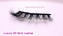 Load image into Gallery viewer, LONDON 3D Mink Lashes