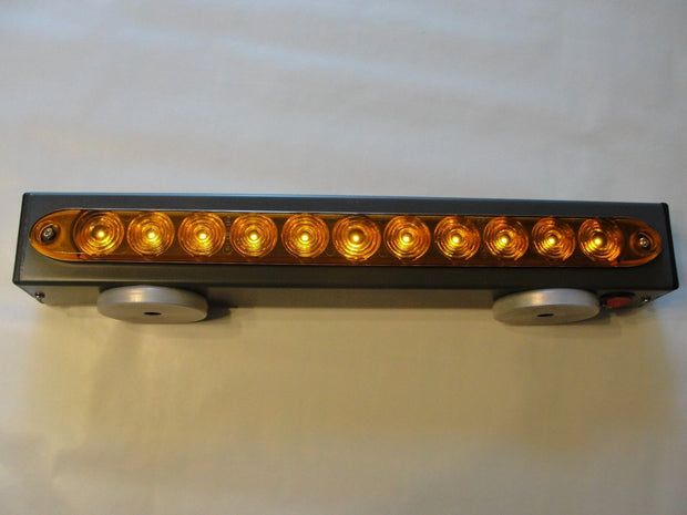 TA16-A Wireless Light Bar Amber LED