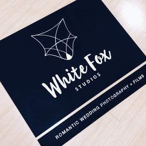 Acrylic Logo Business Signs