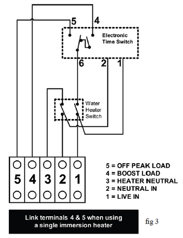 Sangamo PS Dual Flexi Wiring Diagram