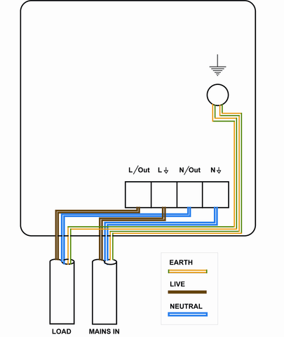 Powersaver Select Wiring Diagram