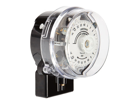 Round Pattern Time Switch