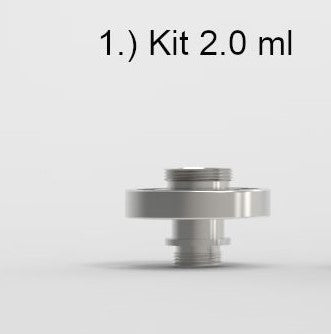 HAAR RTA 2ML KIT