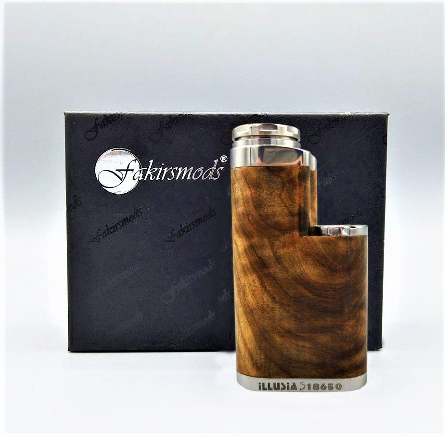 ILLUSIA-S 18650 BY FAKIRS MODS