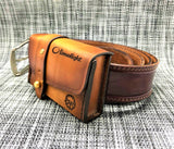 FIFTY/50 LEATHER BAG
