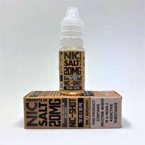 Nic Salt - 10ml Nicotine Shot