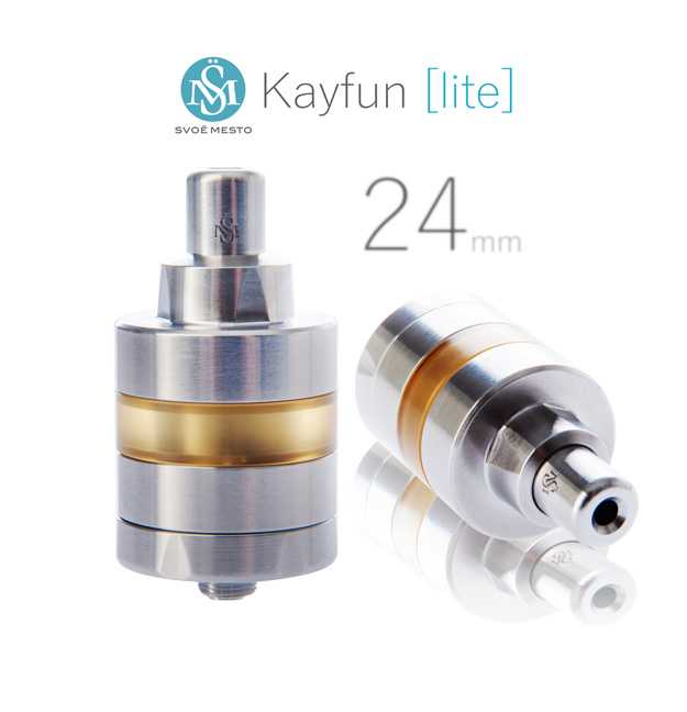 KAYFUN [LITE] 24mm BY SVOE MESTO