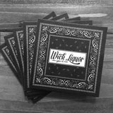 Wick Liquor 0mg 50ml