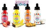 Dinner Lady 0mg 50/60ml