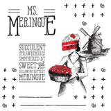 Strawberry Pie by Ms. Meringue 0mg 50ml