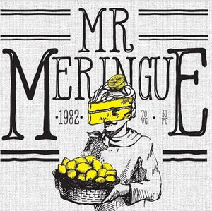 Lemon Pie by Mr. Meringue 0mg 50ml