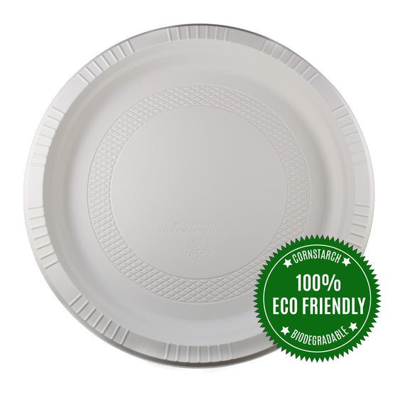 HeloGreen Eco-Friendly Biodegradable Cornstarch - (10\  Plate 1-compartment) ...  sc 1 st  HeloGreen & Products Tagged \
