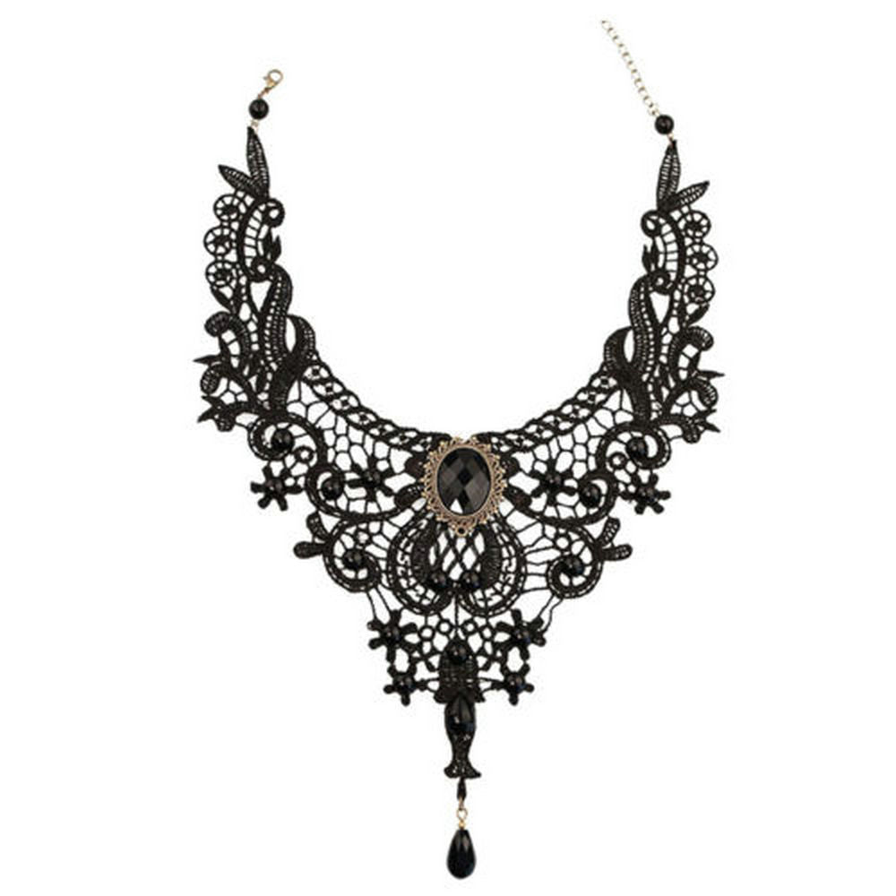natalie guadalupe detailed lady b jewelry necklace quadalupe products